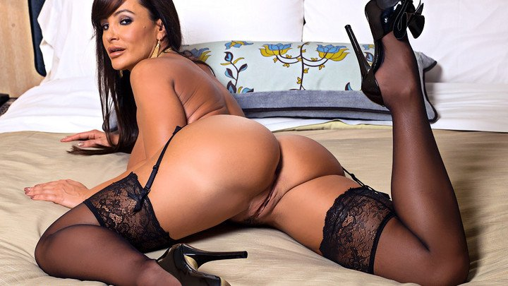 Lisa Ann is my mistress